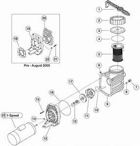 Speck Pumps Model E90 Replacement Pump Parts