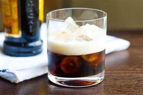 The white russian cocktail recipe version #1: Seriously Good White Russian Cocktail Recipe