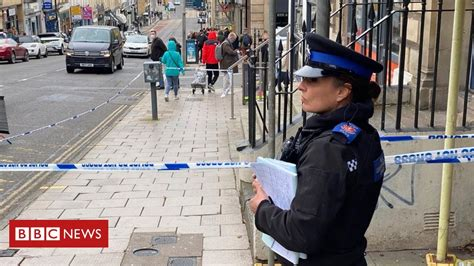Bristol stabbing: Armed officers called to Park Street in ...