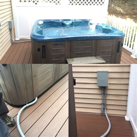 Tub Electrical Hook Up by Tub Wiring Why An Electrician Is Needed For A