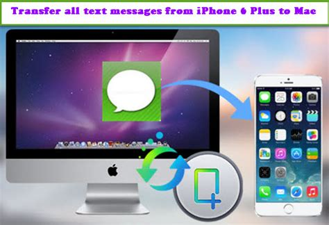 send photos from mac to iphone how to transfer all text messages from iphone 6 plus to mac 3285