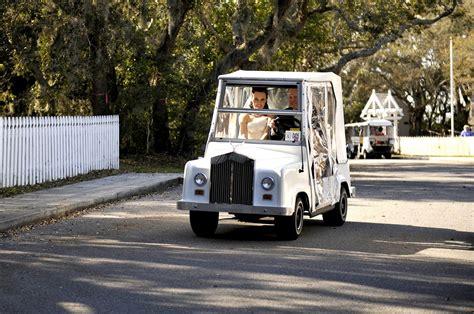 Rolls Royce Golf Cart by Rolls Royce Wedding Golf Cart Golf Buggy Addict