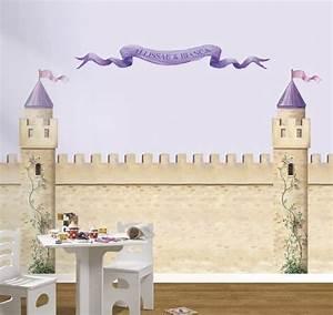Princess Castle Wallpaper