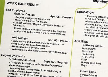 Resume Tips For Recent College Graduates by Resume Crucial Resume Advice For New College Grads