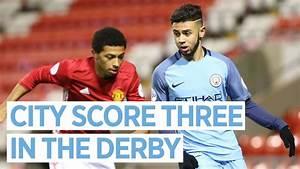 CITY BLOW AWAY UNITED IN U23 DERBY! | Man United U23s 1-3 ...