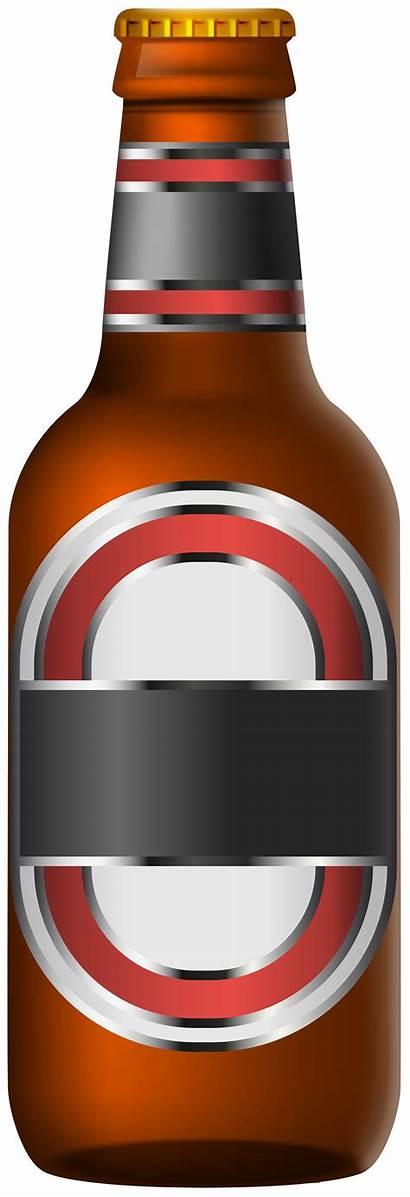 Beer Bottle Clipart Clip Transparent Yopriceville Drinks