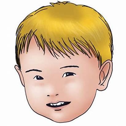 Face Clip Human Clipart Faces Kanna Chinna