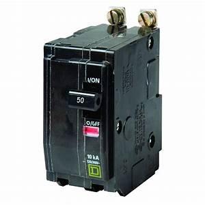 Square D Qo 50 Amp 2