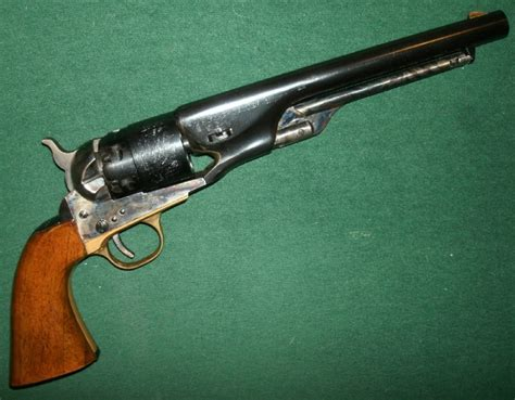 Rigarmi Colt 1860 Army 44 Repro From 1960 S No Ffl For