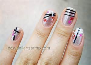 Nail art designs with lines imagesjobs jobs
