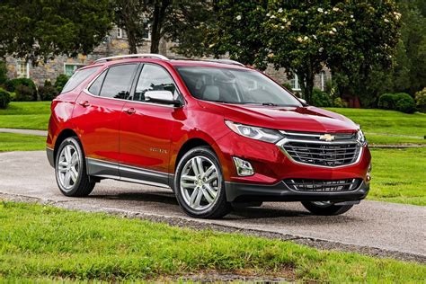 chevrolet equinox 2018 chevrolet equinox first look review