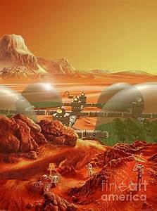 Mars Colony | Mars