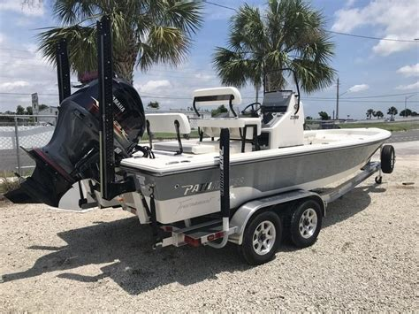 Pathfinder Boats For Sale In Jacksonville Fl by 2019 Used Pathfinder 2200 Tournament Edition Center