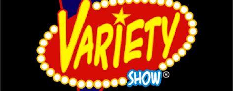reminder variety show tonight hazelwood college