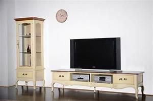 Tv Möbel Vintage : wohnwand vintage 2 teilig birke massiv holz moebel schrank wand vitrine tv bank kaufen bei ~ Sanjose-hotels-ca.com Haus und Dekorationen