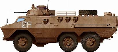 Ratel Command Vehicle African Armoured South