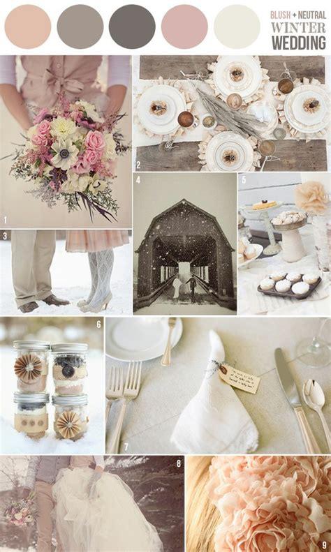 wedding color scheme winter wedding color schemes