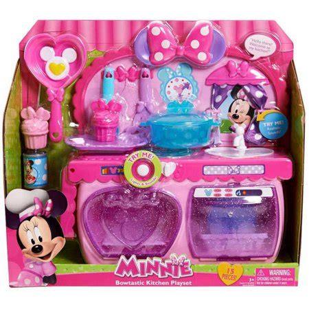 Disney Kitchen Play Set by Minnie S Mini Kitchen Playset Walmart