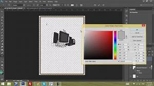 How To Create A Poster  Banner  Flyer In Photoshop Cs6