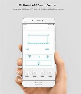 Seche Linge Petite Taille : xiaomi m1 smart s che linge blanc ~ Mglfilm.com Idées de Décoration