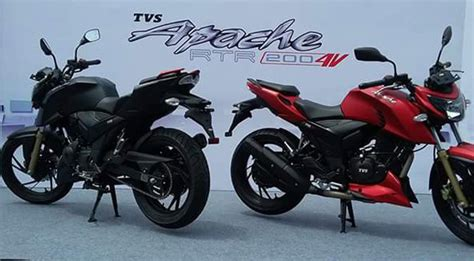 Tvs Apache Rtr 200 4v Backgrounds by New Tvs Apache Rtr 200 4v Hd Pictures Types Cars