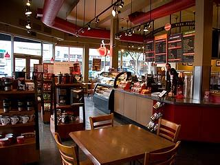 seattles  coffee seattle shopping districts