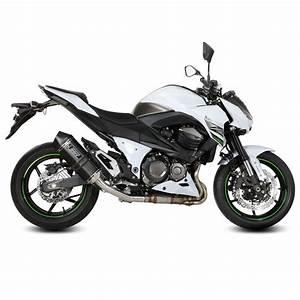 Kawasaki Z800 Prix : mivv kawasaki z800 2013 2016 pot d 39 chappement speed edge noir homologu ce ~ Maxctalentgroup.com Avis de Voitures