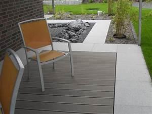 Garagenanbau Mit Terrasse : wpc terrasse galabau m hler wpc garten kleve ~ Lizthompson.info Haus und Dekorationen