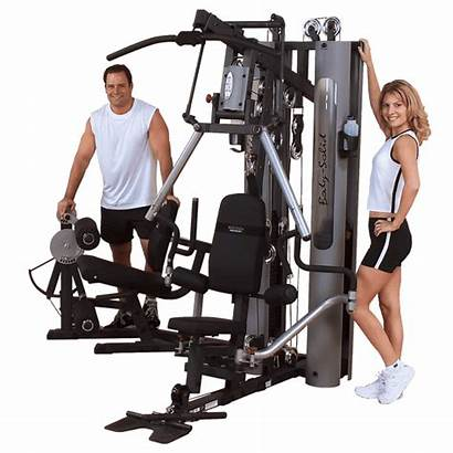 Gym Multi G10 Station Solid Commercial Grade