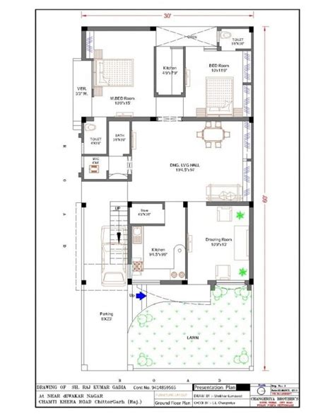 house plans modern architecture center indian