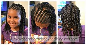Beads, Braids and Beyond: Natural Hair Styles for Little ...