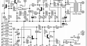 Radio Frequency Generator Schematic