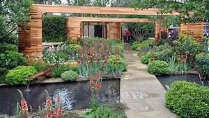 jardin contemporain et deco originale en 15 idees d With good amenagement terrasse et jardin photo 15 deco maison original