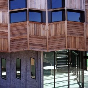 rmit building   architects  seed  timbers