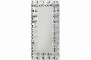 Miroir Rectangulaire Pas Cher : miroir rectangulaire puzzle 120x58cm miroir rectangulaire pas cher ~ Teatrodelosmanantiales.com Idées de Décoration