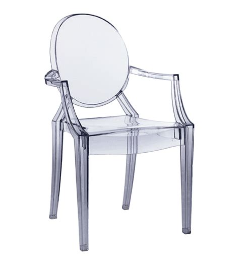 chaise polycarbonate transparente philippe starck interior design tips
