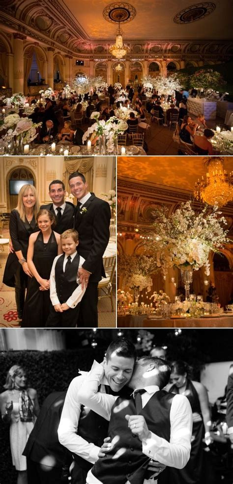 New York City Wedding at the Plaza Hotel from Brian Hatton