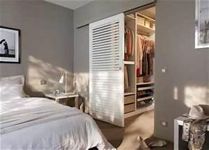 dressing castorama avec porte dans chambre parentale With chambre parentale avec dressing