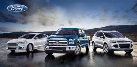 Ford 2016 Lineup by Promotions Archives International Autosource