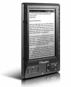 Borders to sell third party e book readers for Borders third party ereaders aluratek libre ebook reader