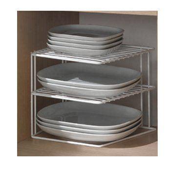 porte assiettes pour cuisine porte assiette 3 niveaux blanc achat vente range assiette porte assiette 3 niveaux cdiscount