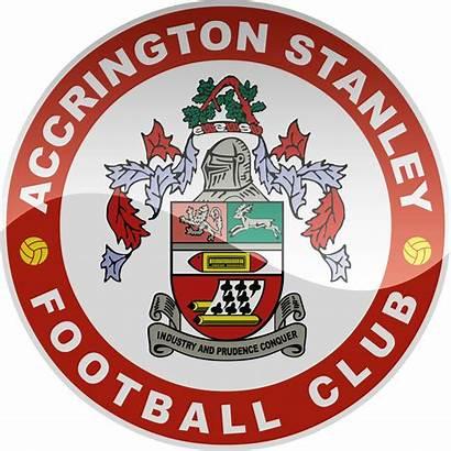 Stanley Accrington Fc Logos Football Crest League