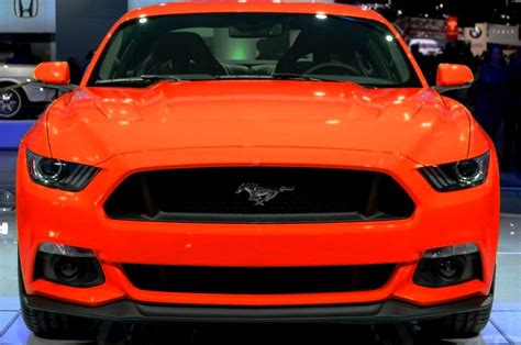 ford mustang gt custom colors