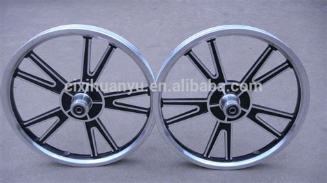 16-inch Integrated Aluminum Alloy Wheel -v-type Wheel
