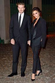 David Beckham & Victoria