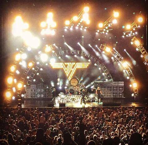 Van Halen News Desk Twitter by Van Halen S Summer Tour Begins Tonight Updated W Set
