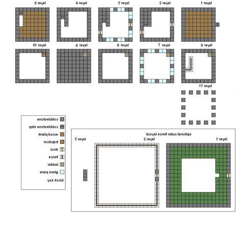 minecraft simple house blueprints minecraft modern house blueprints minecraft house designs