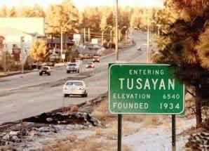 Tusayan Town Council Considers a Name Change | KNAU ...