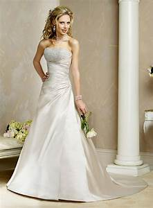 Maggie sottero a line wedding dresses stylish eve for Stylish wedding dresses