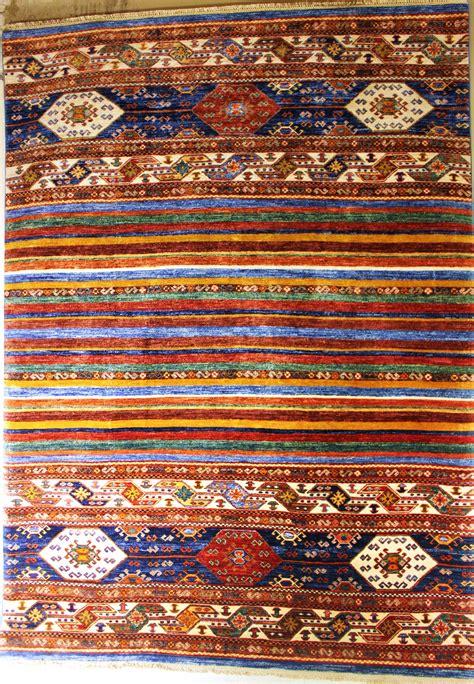 tapis afghan chobi moderne  gobelins tapis